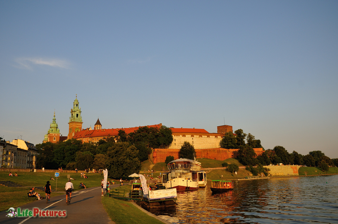 The Wawel with its castle