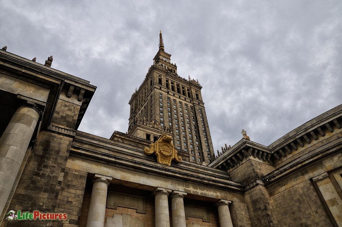 Palace of Science and Culture