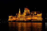 Budapest and its beautiful Parliament