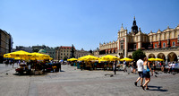 The beautiful Rynek