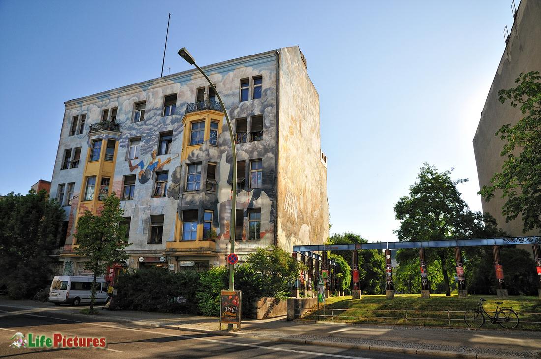 Berlin suburbs