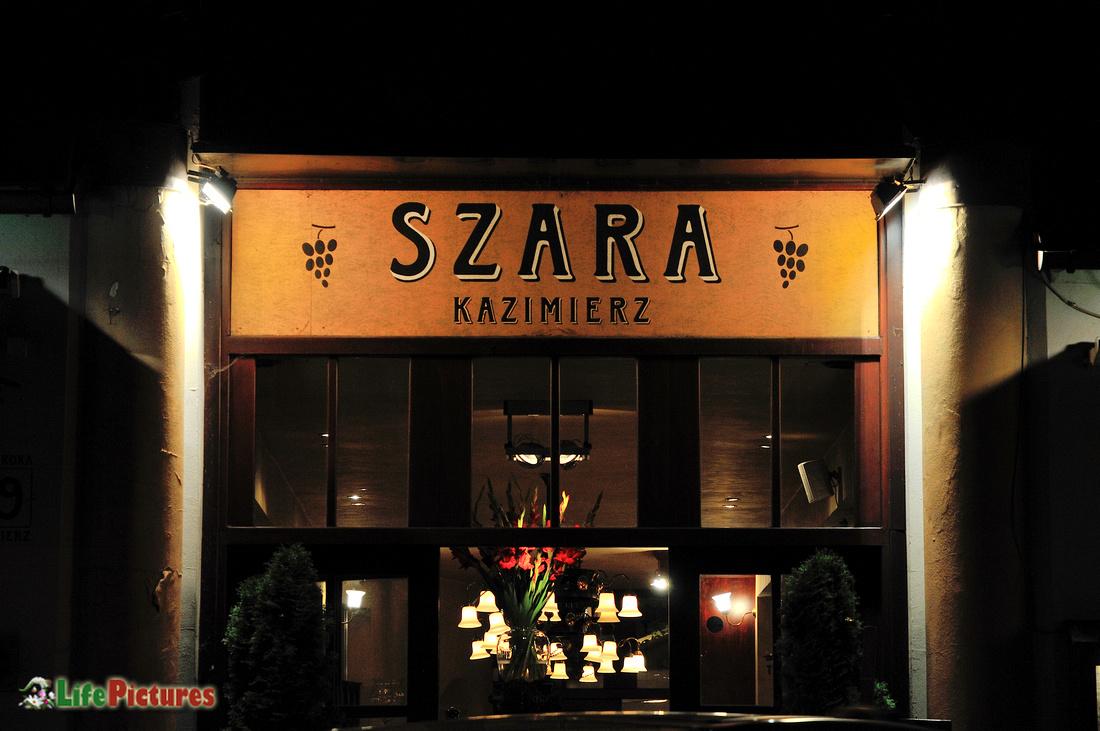 Kazimierz, Szara